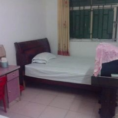 Отель Sanxiang Ping'an Inn комната для гостей фото 4