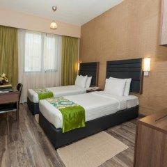 Oasis Deira Hotel Стандартный номер с различными типами кроватей фото 9
