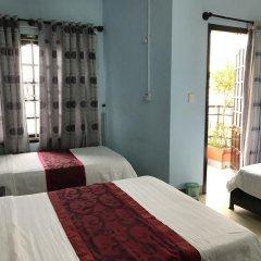 Hong Thien Backpackers Hotel 2* Стандартный номер с различными типами кроватей фото 4