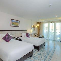 Отель Hoi An Silk Marina Resort & Spa 4* Номер Делюкс с различными типами кроватей фото 15