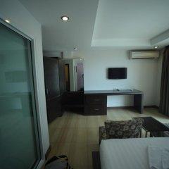 Отель Villa Navin Beach Residence 3* Номер Делюкс с различными типами кроватей фото 33