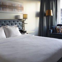 Отель Hilton Helsinki Strand 4* Стандартный номер с двуспальной кроватью