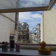 Отель Beaubourg Париж гостиничный бар