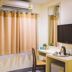New Suanmali Hotel 3* Улучшенный номер разные типы кроватей фото 4