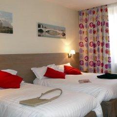 Best Western Hotel De Verdun 3* Стандартный номер с различными типами кроватей фото 9