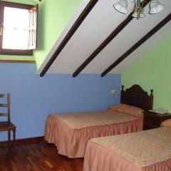 Отель Hosteria Peña Sagra спа