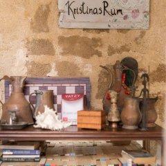 Отель Kristina's Rooms Родос развлечения