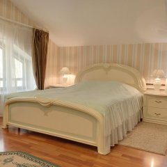 Отель Ред Хаус Ярославль комната для гостей