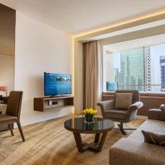 Отель Towers Rotana Классический номер с различными типами кроватей фото 8