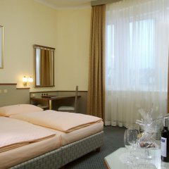 Hotel Erzherzog Rainer 4* Стандартный номер с двуспальной кроватью фото 10