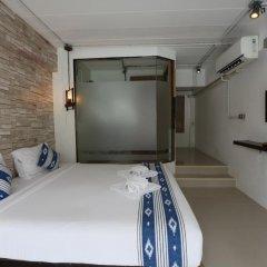 Отель The Nest Resort 3* Улучшенный номер двуспальная кровать