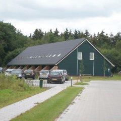 Отель Horsetellerie Rheezerveen парковка