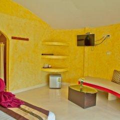 Отель Angel Green Garden Bungalows 3* Номер Делюкс фото 9