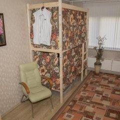 Гостиница Hostels Rus - Kuzminki 2* Кровати в общем номере с двухъярусными кроватями фото 5