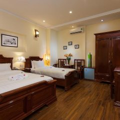 Hanoi Chic Hotel комната для гостей фото 7