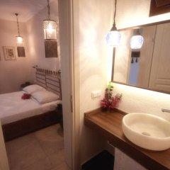 Dardanos Hotel 2* Стандартный номер с двуспальной кроватью фото 14