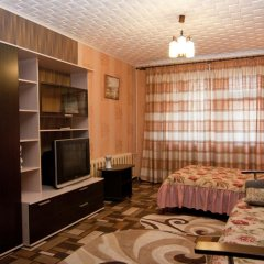 Апартаменты Uyut Apartments Chekhova Ярославль комната для гостей фото 4