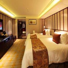 Shan Dong Hotel 4* Улучшенный номер с 2 отдельными кроватями фото 11