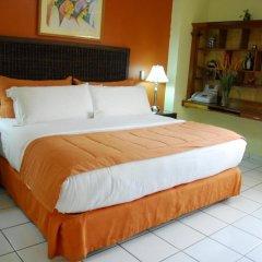 Отель Aparthotel Guijarros 3* Представительский номер с различными типами кроватей фото 2