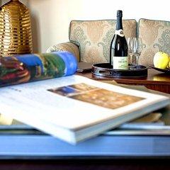 Primoretz Grand Hotel & SPA 4* Номер Делюкс с различными типами кроватей фото 5