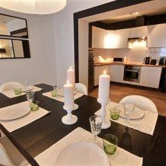 Отель Liège flats в номере