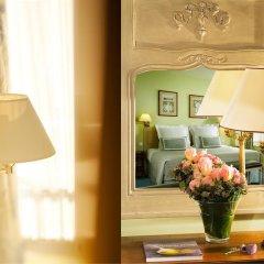 Отель Relais Du Louvre 4* Стандартный номер с различными типами кроватей фото 4