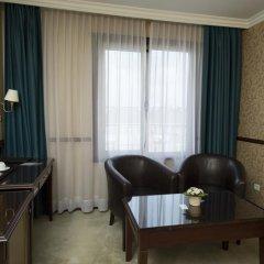 Topkapi Inter Istanbul Hotel 4* Стандартный номер с двуспальной кроватью фото 31