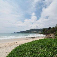 Отель Sawasdee Mansion пляж фото 2