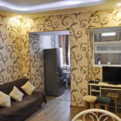 Апартаменты Apartment at Grigola Handzeteli комната для гостей фото 4