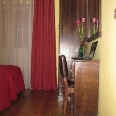 Отель Residencial Faria Guimarães Стандартный номер 2 отдельными кровати фото 7
