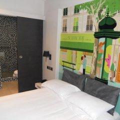 Отель Hôtel Des Arts-Bastille 2* Стандартный номер с различными типами кроватей фото 6