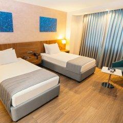 Fesa Business Hotel 4* Стандартный семейный номер с двуспальной кроватью фото 2