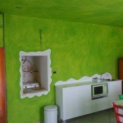 Отель Casa Colori Конверсано сейф в номере