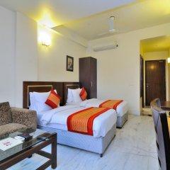 Отель Shanti Villa 3* Номер Делюкс с различными типами кроватей фото 7