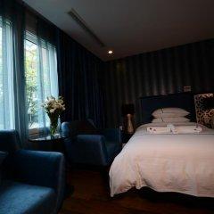 Hanoi Emerald Waters Hotel & Spa 4* Стандартный семейный номер с двуспальной кроватью фото 6