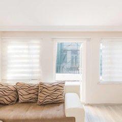 Отель Ortakoy Aparts & Suites Апартаменты с различными типами кроватей фото 23