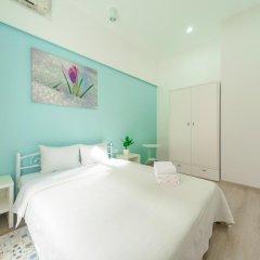 Бассейная Апарт Отель Апартаменты с разными типами кроватей фото 37