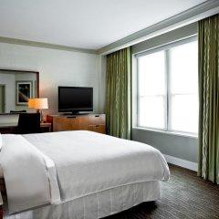 Отель The Westin Georgetown, Washington D.C. Стандартный номер с различными типами кроватей фото 6