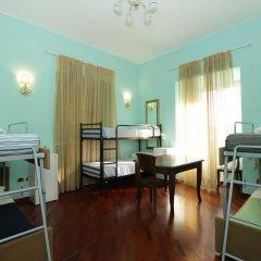 Nika Hostel Кровать в общем номере с двухъярусной кроватью фото 4