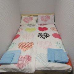 Хостел Aleks Бюджетный номер двуспальная кровать фото 3