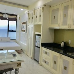 Апартаменты Phi Yen Nha Trang Blue Sea Apartments в номере