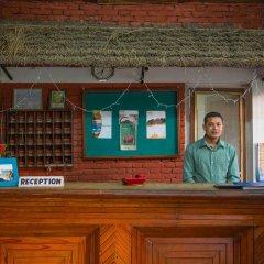 Отель Chitwan Adventure Resort Непал, Саураха - отзывы, цены и фото номеров - забронировать отель Chitwan Adventure Resort онлайн интерьер отеля фото 2