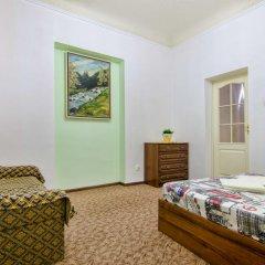 Гостиница Prospekt Shevchenka комната для гостей фото 2
