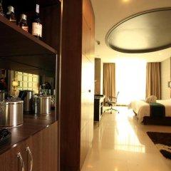 Отель FuramaXclusive Asoke, Bangkok 4* Номер категории Премиум с различными типами кроватей фото 18