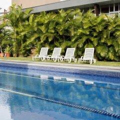 Отель Crowne Plaza San Jose Corobici бассейн фото 3