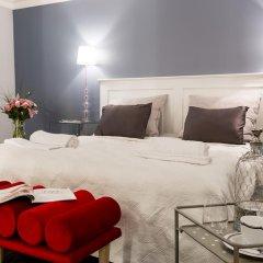 Отель Apartamenty Ambasada Улучшенные апартаменты с различными типами кроватей фото 5