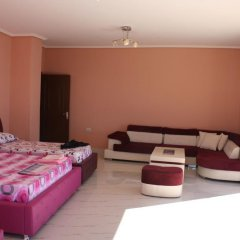 Отель Saranda Holiday Албания, Саранда - отзывы, цены и фото номеров - забронировать отель Saranda Holiday онлайн комната для гостей фото 2