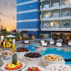 Отель Club Val D Anfa Марокко, Касабланка - отзывы, цены и фото номеров - забронировать отель Club Val D Anfa онлайн питание фото 3