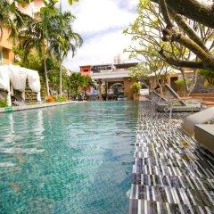Grand Scenaria Hotel Pattaya бассейн фото 3