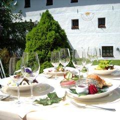 Hotel Schloss Thannegg питание